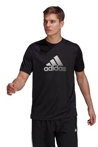 adidas D2M Tech T-Shirt
