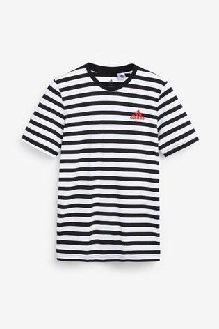 adidas Stripe T-Shirt