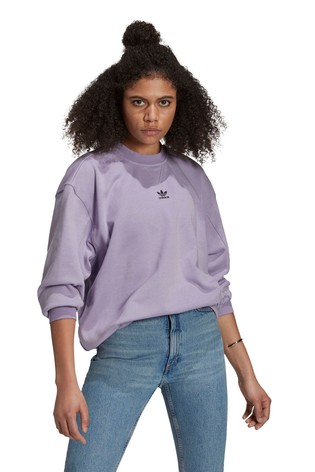 adidas Originals Trefoil Essential Sweat Top