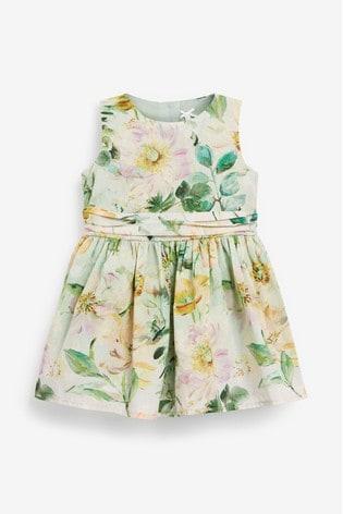 Floral Prom Dress (3mths-7yrs)