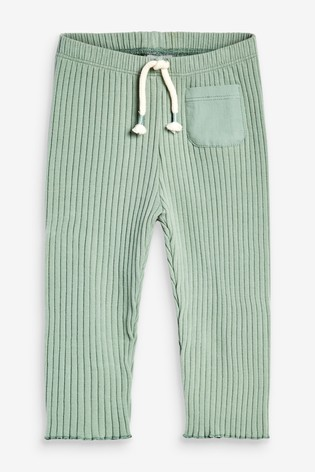 Sage Soft Rib Leggings (3mths-7yrs)