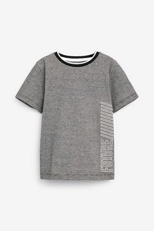 Monochrome 2 Pack Check Short Pyjamas (1.5-16yrs)