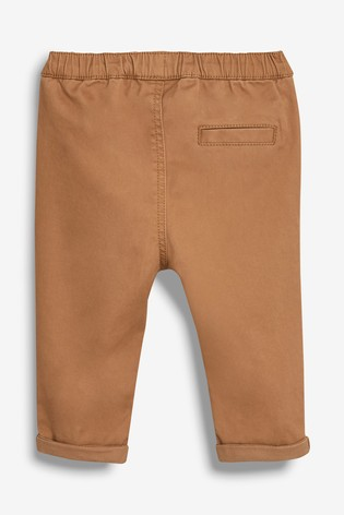 Tan Chinos (0mths-2yrs)