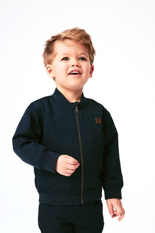 Navy Harrington Jacket (3mths-7yrs)