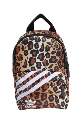 adidas Originals Leopard Mini Backpack