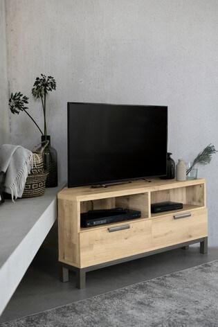 Bronx Corner TV Stand