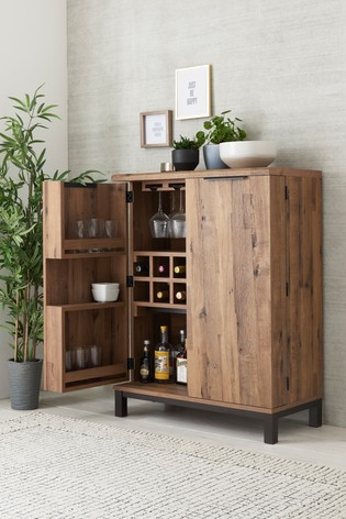 Bronx Drinks Cabinet