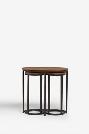 Bronx Nest Of 3 Tables