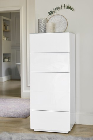 Sloane 5 Drawer Tall Chest