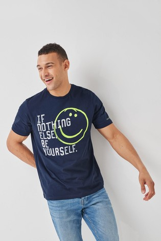 Navy Parkinson's UK Charity T-Shirt