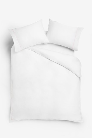 BEST BEDDING COLLECTION 100/% Cotton 600 TC USA Size White Solid Color