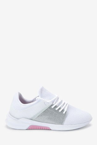 White NX Active Trainers