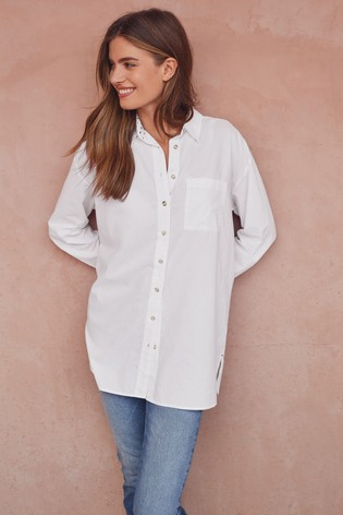 Womens Longline Shirt