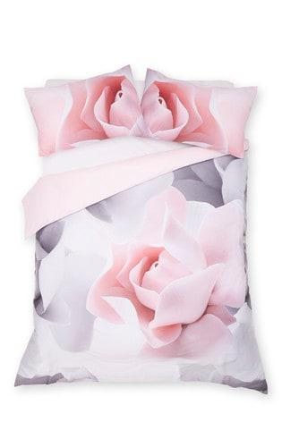 Ted Baker Porcelain Rose Cotton Duvet Cover