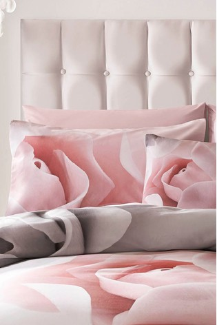 Set of 2 Ted Baker Porcelain Rose Housewife Pillowcases