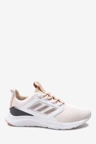 adidas Run WhiteGrey Falcon X Trainers