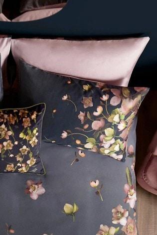 Set of 2 Ted Baker Arboretum Floral Cotton Pillowcases