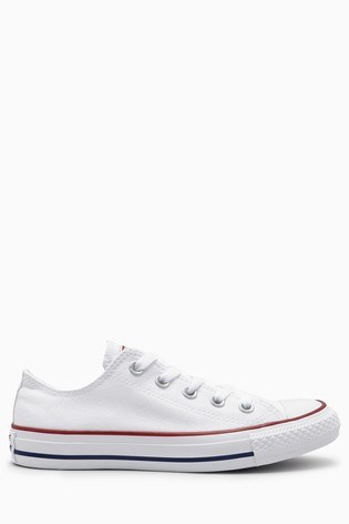 aguacero Distribución Fuerza motriz  Buy Converse Chuck Taylor All Star Ox Trainers from the Next UK ...