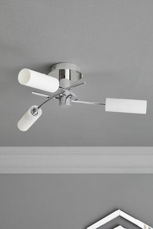Seville 3 Light Flush Fitting