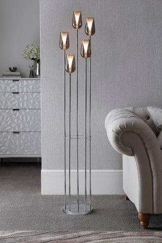 Cooper 5 Light Floor Lamp