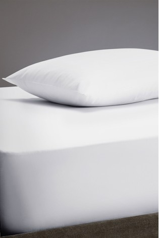 1000 Thread Count 100% Cotton Sateen Collection Luxe Extra Deep Fitted Sheet