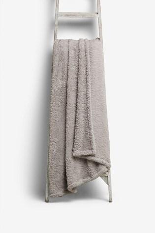 Super Soft Fleece Throw