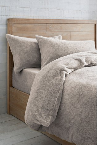 Cosy Fleece Fitted Sheet