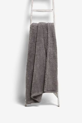 Super Soft Fleece Throw
