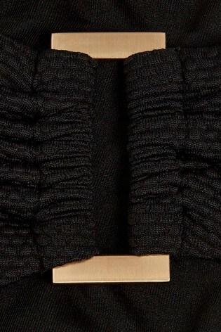 Mint Velvet High Leg Bikini Briefs