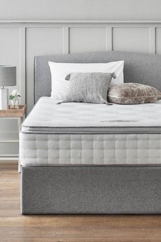 1500 Pocket Sprung With Memory Foam Pillowtop Medium Mattress