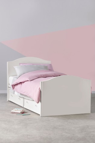 Amelia Storage Single Bed