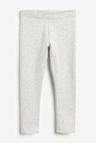Grey Marl 1 Pack Leggings (3-16yrs)