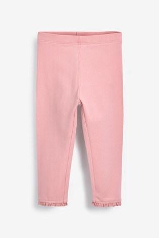 Pale Pink 1 Pack Basic Leggings (3mths-7yrs)