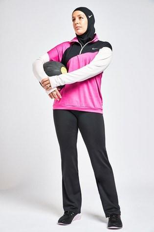 Nike Dri-FIT Black Power Training Joggers
