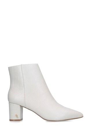 ladies hvit ankle støvler buy af89b 7532a