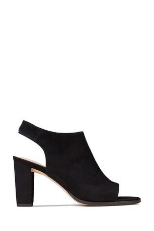 Buy Clarks Black Kaylin Sling Sandals