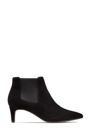 Clarks Black Laina Boots