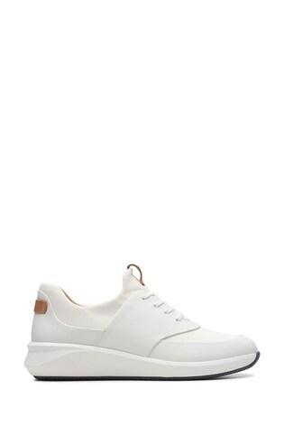Clarks Un Rio Lace Shoes