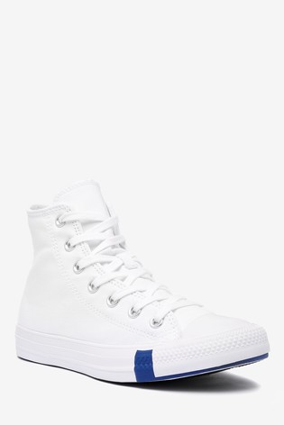Converse Chuck Taylor All Star Multi Logo High Trainers