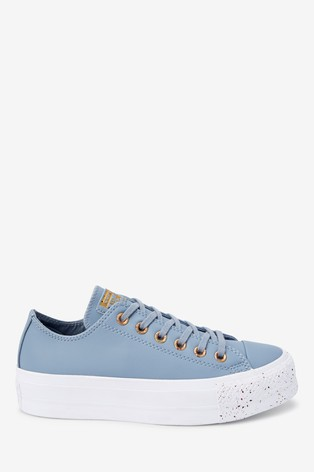 Converse Chuck Taylor All Star Speckle Lift Trainers