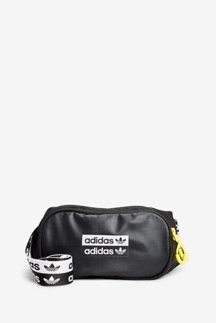 adidas Originals Black R.Y.V Waistbag