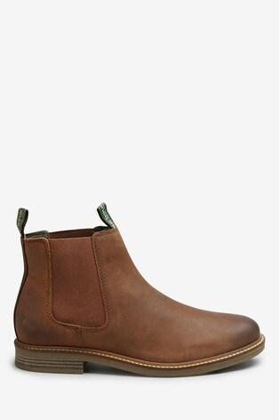 barbour mens chelsea boots