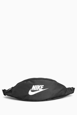 Nike Black Sportswear Hip Pack