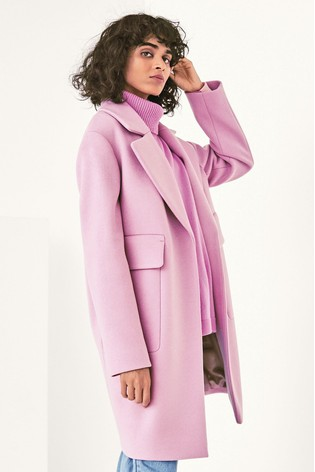 Mix/Grace & Oliver Lilac Coat
