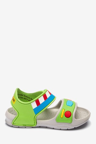 Disney™ Toy Story Buzz Lightyear Pool Sliders (Younger)