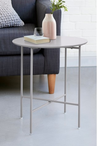 Colour Block Side Table / Bedside