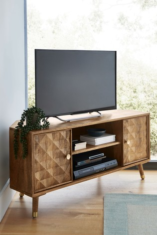 Lloyd Corner TV Stand