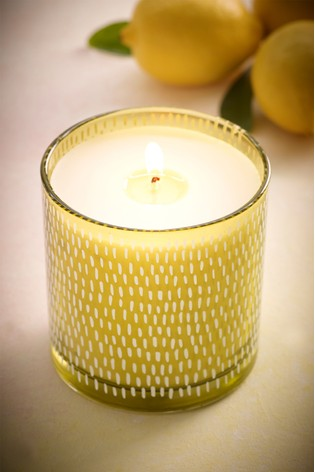 Lemon & Bergamot Candle