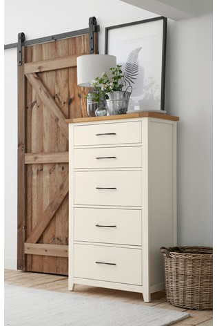 Thornley 5 Drawer Tall Chest