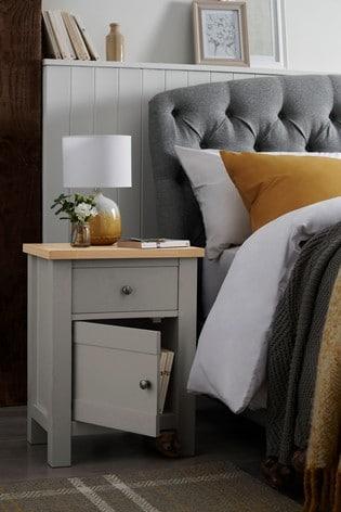 Malvern Bedside Table